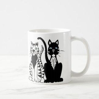 Classy Cats Classic Mug
