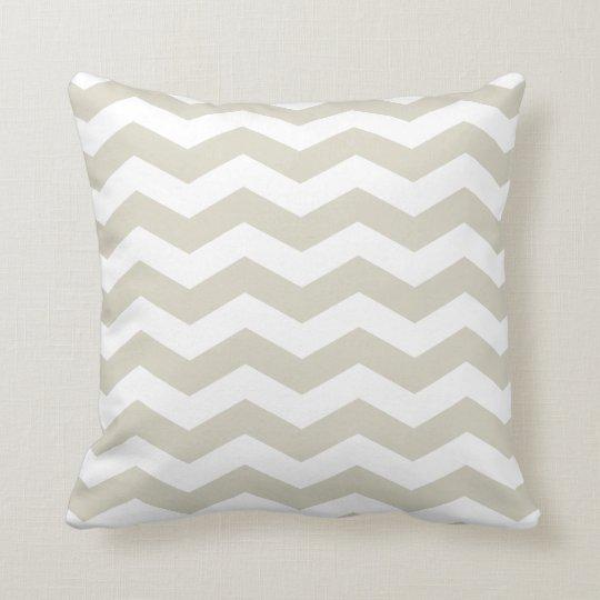 Classy Chevron Pillow Design