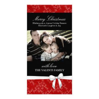 Classy Christmas Photo Card