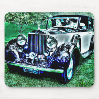 Classy Classic Roll Royce Mouse Pad