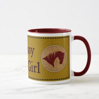 CLASSY COWGIRL MUG Cup