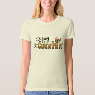 Classy Cute Country  (Revised) T-Shirt