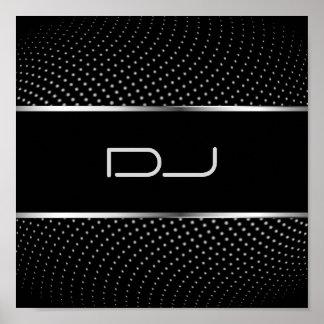 Classy DJ Poster