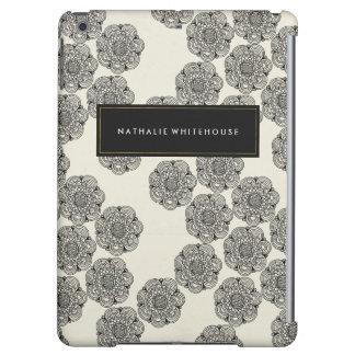 Classy Floral iPad Air Case