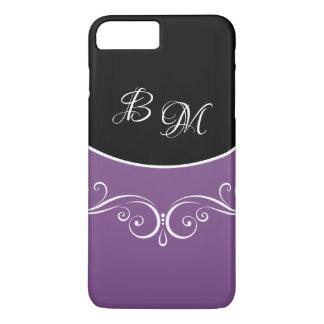 Classy Ladies Floral Monogram Case-Mate iPhone Case