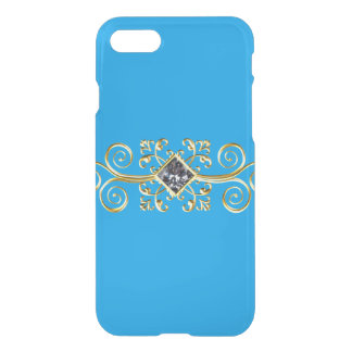 Classy Ladies Gold Bling iPhone 7 Case