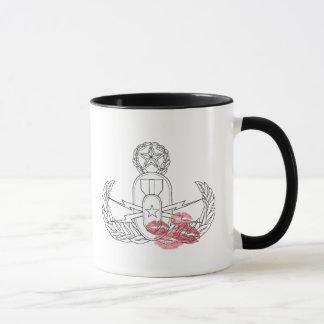 Classy ladies love EOD Techs mug