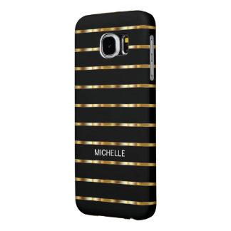 Classy Ladies Monogram Samsung Galaxy S6 Cases