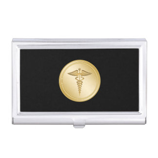 Classy Medical Business Card Case