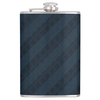 Classy Navy Blue - Custom Flask