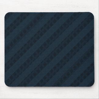 Classy Navy Blue - Custom Mouse Pad