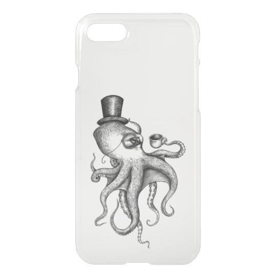 Classy Octopus iPhone 7 Case