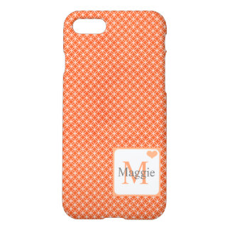 Classy Personalized iPhone 7 Case