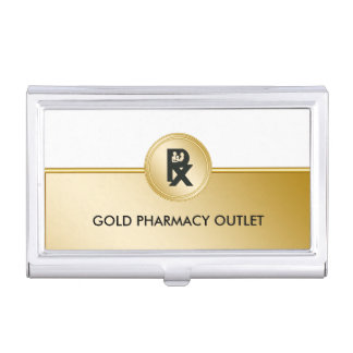 Classy Pharmacy Business Card Case