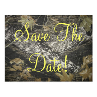 Classy Redneck Save The Date! Postcard
