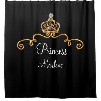 Classy Royal Princess Monogram Style