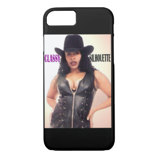 Classy Silhouette iPhone 7 Phone Protector iPhone 7 Case