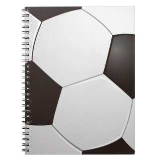 Classy Soccer | Football Cool Gifts Notebook