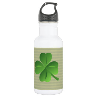 Classy Trendy  Irish Lucky Shamrock 532 Ml Water Bottle