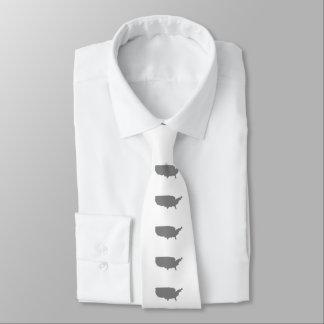 Classy USA Tie