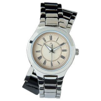 Classy Vintage Birdcage Decorative Clock Watch