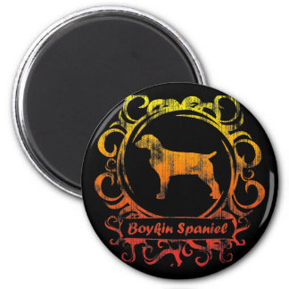 Classy Weathered Boykin Spaniel Magnet