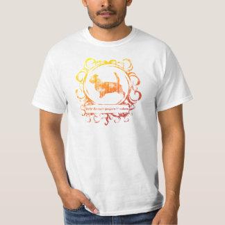 Classy Weathered Petit Basset Griffon Vendeen T-Shirt