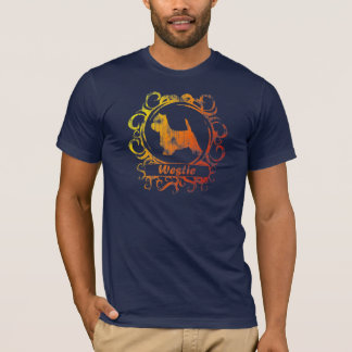 Classy Weathered Westie T-Shirt