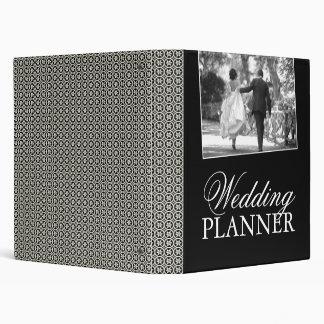Classy Wedding planner Vinyl Binders