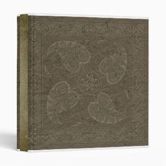 Classy Western look Notebook binder