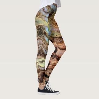 Classy yet flashy leggings