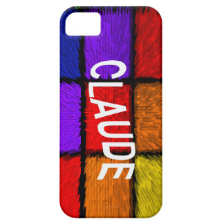CLAUDE CASE FOR THE iPhone 5