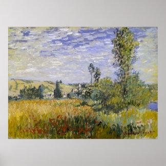 Claude Monet 5 Poster