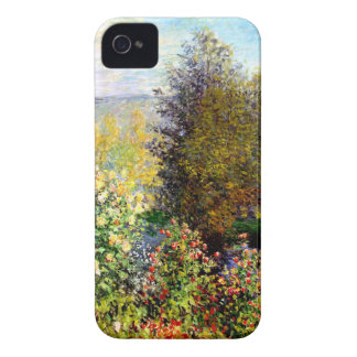 Claude Monet A Corner of the Garden At Montgeron Case-Mate iPhone 4 Cases