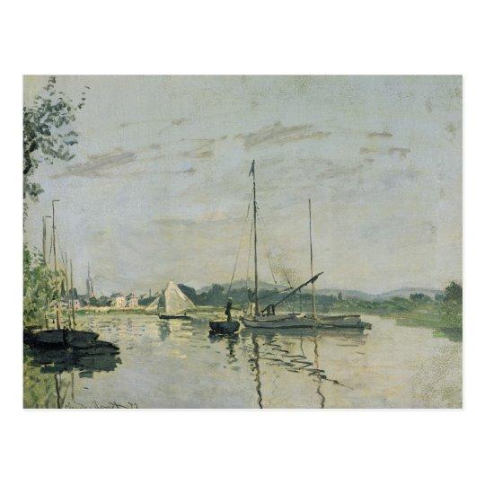 Claude Monet | Argenteuil, 1872 Postcard