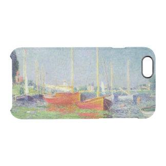 Claude Monet | Argenteuil, c.1872-5 Clear iPhone 6/6S Case