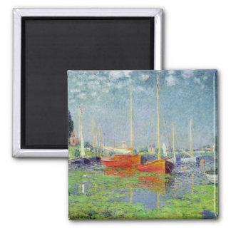 Claude Monet | Argenteuil, c.1872-5 Magnet