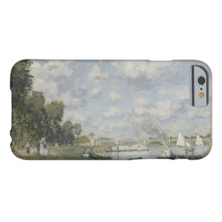 Claude Monet - Bassin d'Argenteuil Barely There iPhone 6 Case