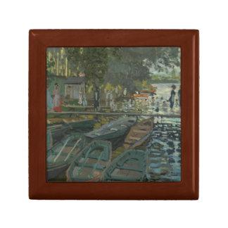 Claude Monet - Bathers at La Grenouillere Gift Box