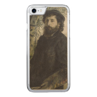 Claude Monet by Pierre-Auguste Renoir Carved iPhone 7 Case
