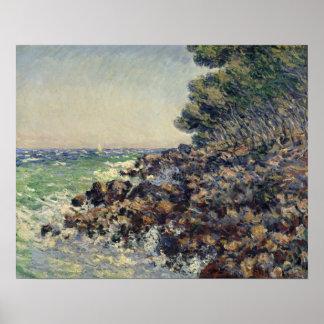 Claude Monet | Cap Martin, 1884 Poster