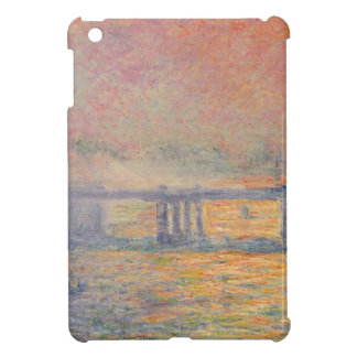 Claude Monet - Charing Cross Bridge Saint Louis Cover For The iPad Mini