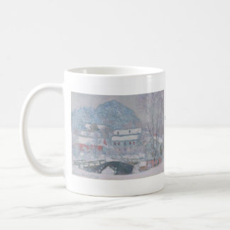 Claude Monet Classic White Coffee Mug