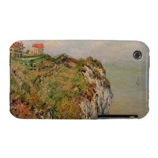 Claude Monet | Cliff at Dieppe, 1882 iPhone 3 Case