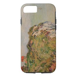 Claude Monet | Cliff at Dieppe, 1882 iPhone 7 Case