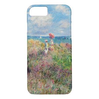 Claude Monet Cliff Walk at Pourville iPhone 7 Case