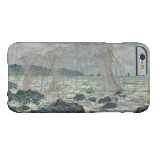 Claude Monet - Fishing Nets at Pourville Barely There iPhone 6 Case