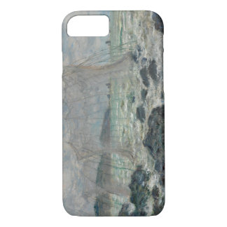 Claude Monet - Fishing Nets at Pourville iPhone 7 Case