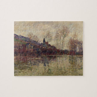 Claude Monet | Floods at Giverny Jigsaw Puzzle