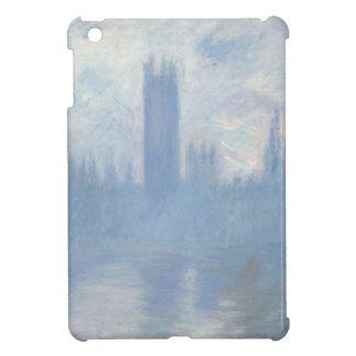Claude Monet - Houses of Parliament London Art iPad Mini Case